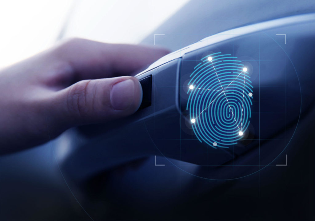 Apple Operated On Biometric Unlock For Vehicles